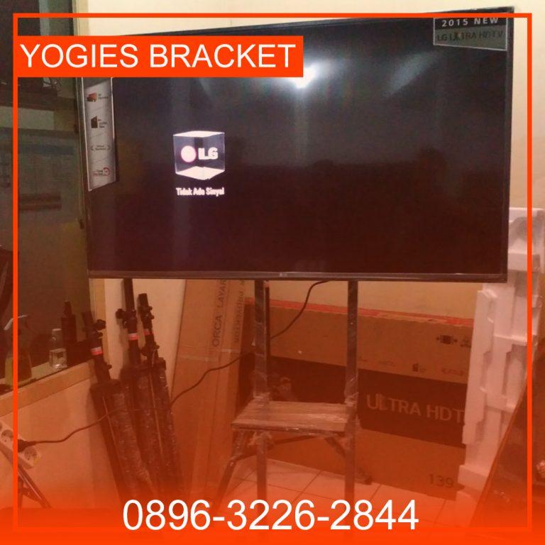 Testimoni Bracket TV -Standing 10