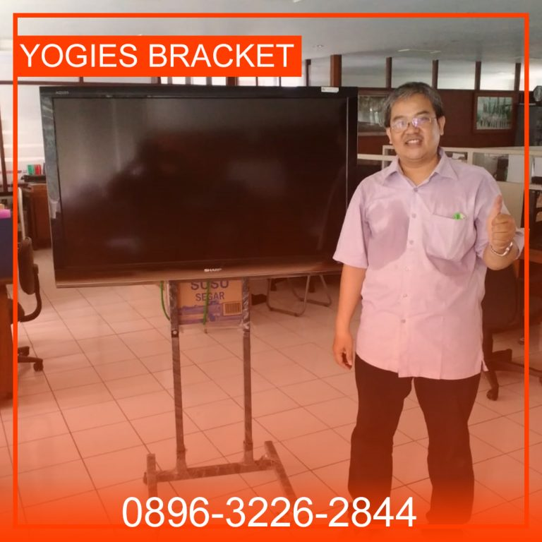 Yogies Bracket TV - 0896-3226-2844