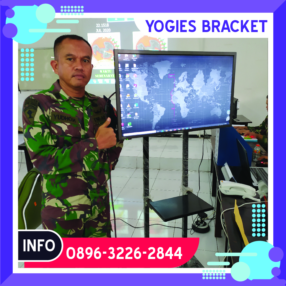 Testimoni Yogies Bracket TV 3-01